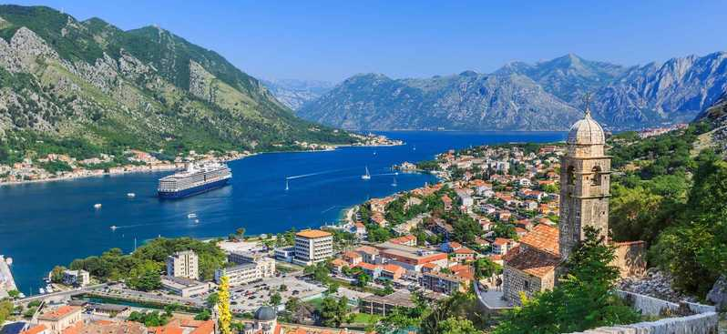 Port Kotor-selected for the second cruise port in the Mediterranean!