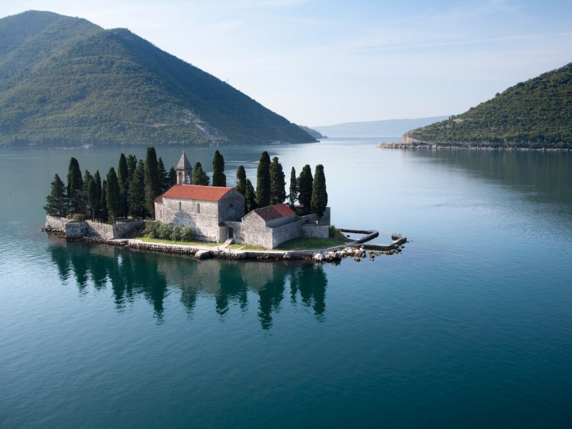 Montenegro is among the 40 most beautiful countries in the world