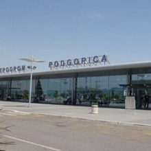 Rent a car in Podgorica Airport